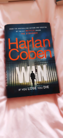 Books, Harlan Coben, 'WIN'(new release)