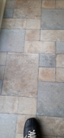 B&Q Laminate flooring ( 4 full packs )