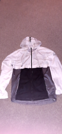 Lightweight under armour jacket. Size small