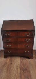 Desk Bureau Cabinet £25