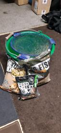 Sensas groundbait bucket