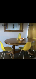 Extending Dinning table for up to 8 seats