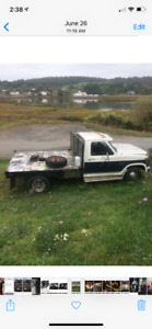 86 ford truck