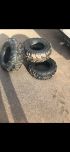 4 Brand new Atv tires