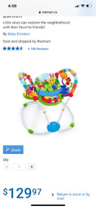 Baby Einstein™ Neighborhood Friends Activity Jumper Special Edit