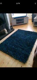 **Bargain*' Beautiful, deep pile Julien Mcdonald rug