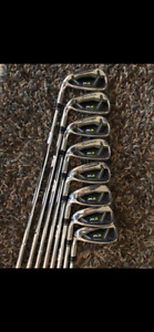 2017 LH Taylormade M2 irons