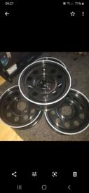 Modular wheels 6x139.7