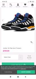 Jordan max aura UK 11