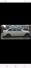 Stunning 2011 bmw 320d effectient dynamics in lovely white