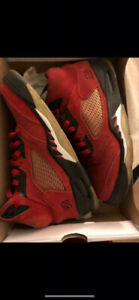 buy popular b5818 8be0b Air Jordan raging bull 5 7.5 10