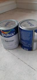 Dulux sealer for plaster