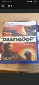 Deathloop Game PlayStation5 PS5