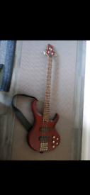 Ibanez BTB404QT Bass Guitar