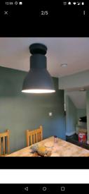 IKEA Rustic large ceiling light Bargain!