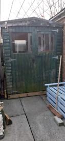 Garden shed 9'x5.5'