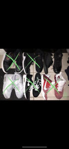Nike Jordan Adidas Ultra Boost NMD Lightly Used sizes 9-10.5