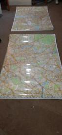 Black cab knowledge maps