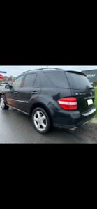 Mercedes Benz ML 320 CDI  2008