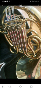 Josef Lidl Besson double french horn -$1400 OBO!