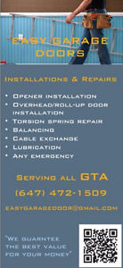 Best & Fast Garage door services and repair Oakville / Halton Region Toronto (GTA) image 2