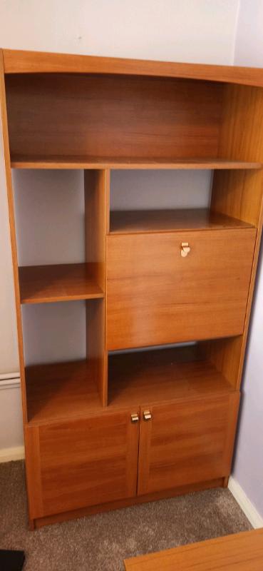 Cabinet Unit solid build quality