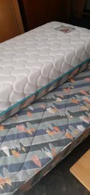 Single bed (day bed x2)