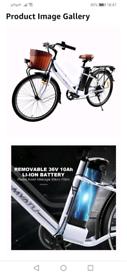 Electric bike Ladies (Speedrid)