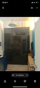 Ikea besta doors available for sale
