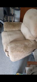 Chair reclining reduced to £55
