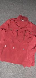 Large zara jacket