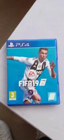 FIFA 19 PS4 Playstation Football Game
