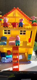 Peppa Pig Bundle, house Construction Set etc