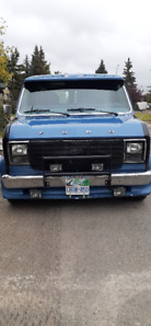 1981 Ford Van For Sale