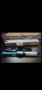Babyliss thermal brush iron NEW