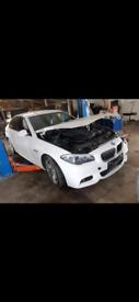Breaking BMW f10 520d msport parts breaker salvage