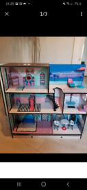 LOL dolls house