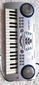 KIDS Electronic Keyboard with Microphone