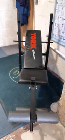 York Fitness/Weight Bench