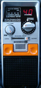 **READ AD** GE 40 Channel CB Radio Walkie Talkie-20.00 FIRM