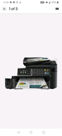 Epson Workforce WF2830 All-In-One Wireless Inkjet Printer