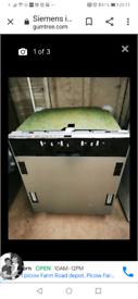 Siemens SN736X19NE IQ-300 60cm Fully Integrated Dishwasher RRP £649