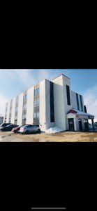 630 sqf office space for lease.