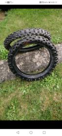Off Rd motorbike Tyres