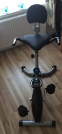 Exercise Bike hardly used