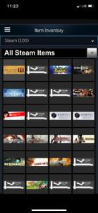 Selling unclaimed PC Games on Steam!