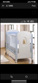 baby bed and more