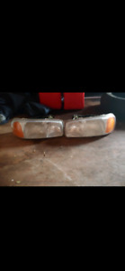 Headlight gmc