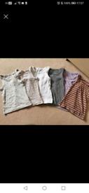 Girls next vest tops