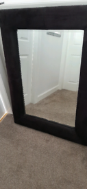 Large Wall/ Floor Mirror